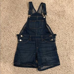 Old navy child's overalls